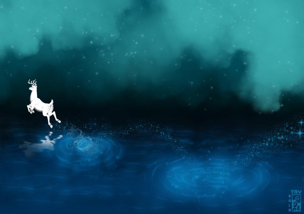 Most recent image: Deer Of Light