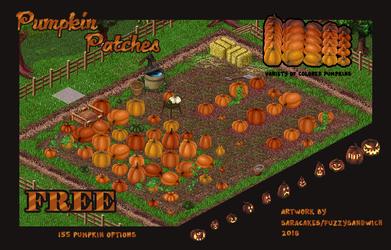 FREE Batch Pumpkins