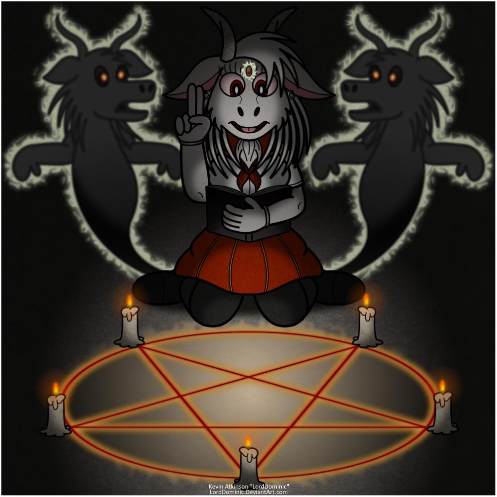 Fun With Fursona Generator #1: Dark Magic (2016)