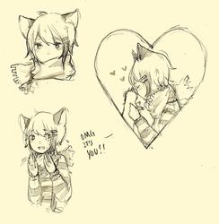 Haru sketches II