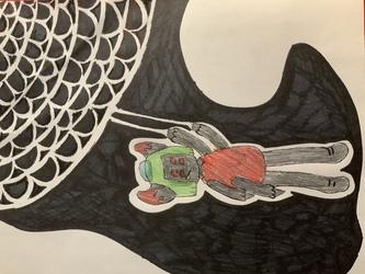 Kappa spider (Art Trade)