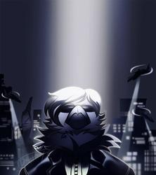 Deus Ex Bird (COMMISSION)