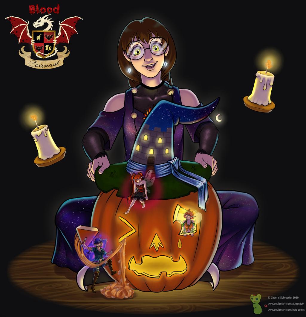 A Little Pumpkin Magic