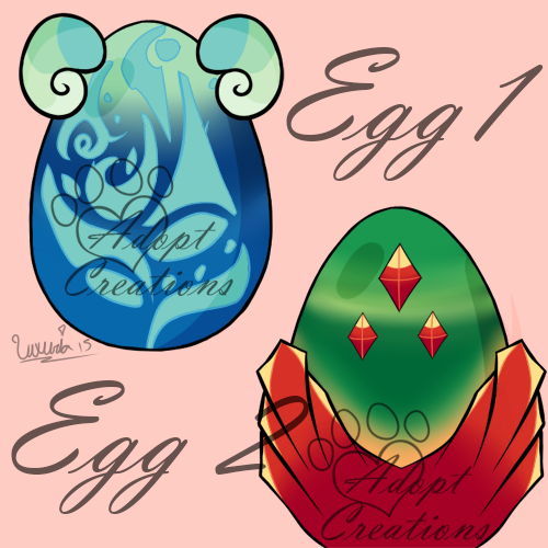 Most recent image: Egg Adopt Batch Design #1