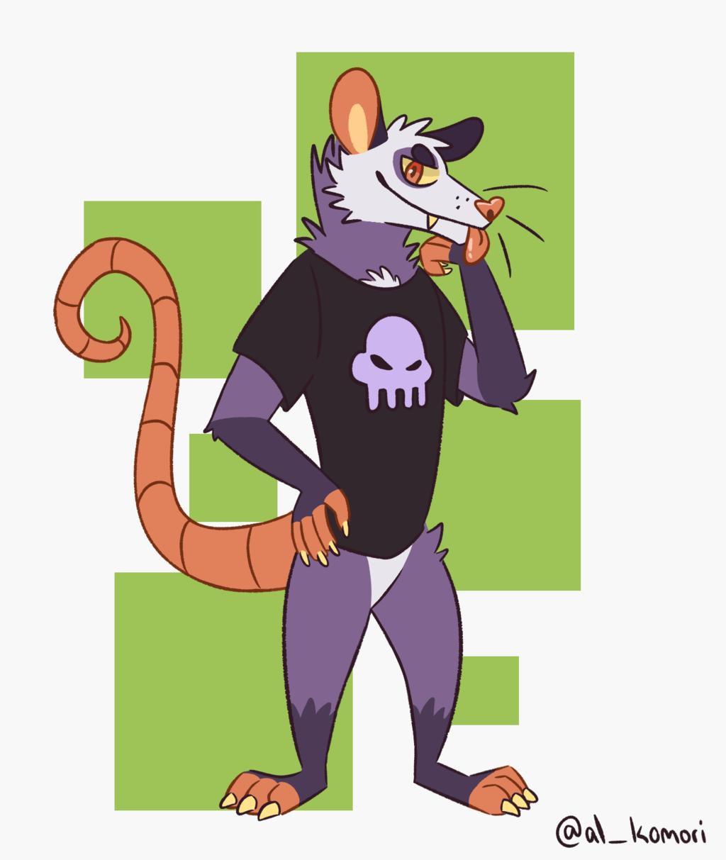 Most recent image: Possum Boi