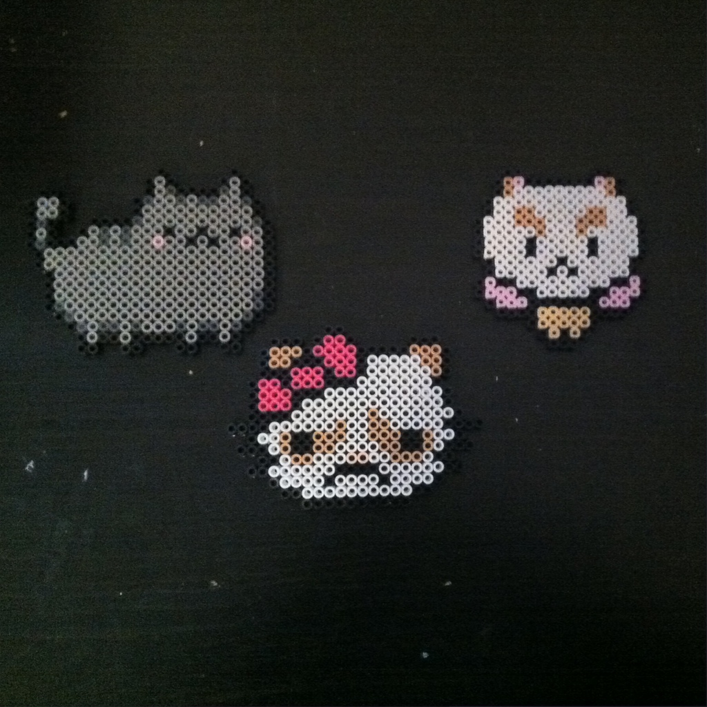 cat perlers