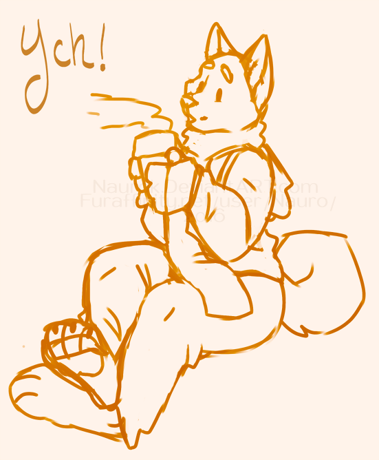 Coffee Break YCH (Open)
