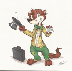 Chester in Color