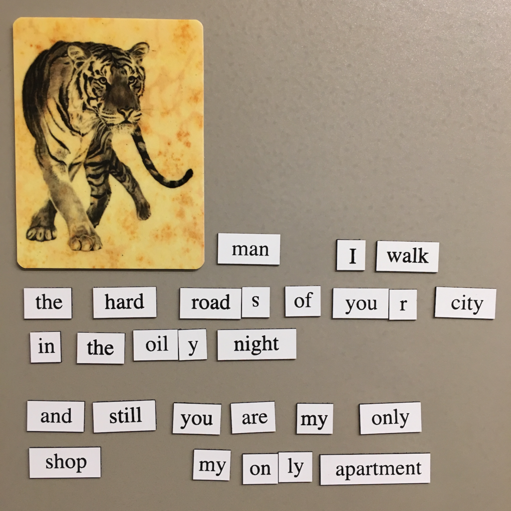 Tigerman - i walk / the hard roads