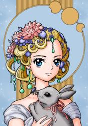 Lunar Portrait