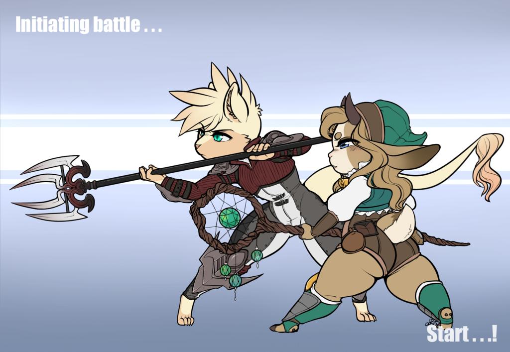Initiate Battle!