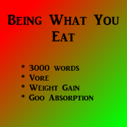 Being What You Eat