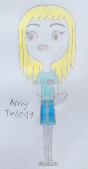 Most recent image: Amy Tweedy