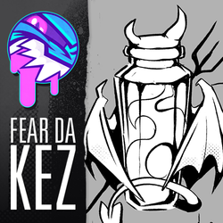 HALLOWEEN | Demon Vial | FEARDAKEZ