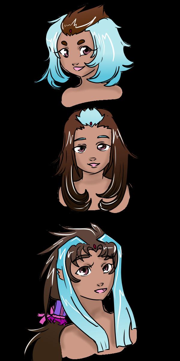 Ryo-ohki's Daughters