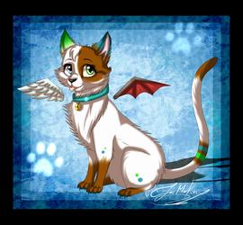 .:GA:. The Cute Little Kitty~