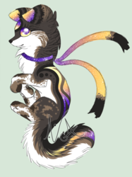Astra, Canine - by Nai-Alei