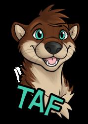 Adorable Taf Badge by Likeshine