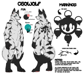 Ceowolf Character Sheet Update