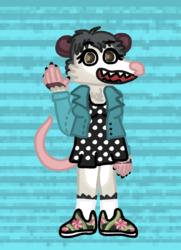 SparkPlugIV's Opossum Lass!