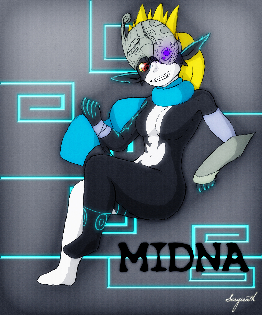 Midna (REDESIGN)