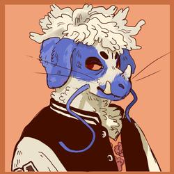Icon Commission: Colin