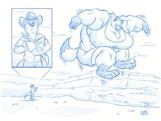 Basins = Big Wolves