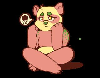Grumpy Pan Pan