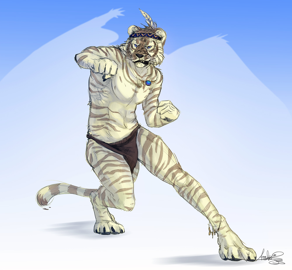 Commission: Stormtiger