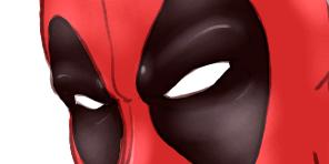 Doodle - Deadpool no me gusta.