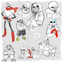Undertale: Sketches