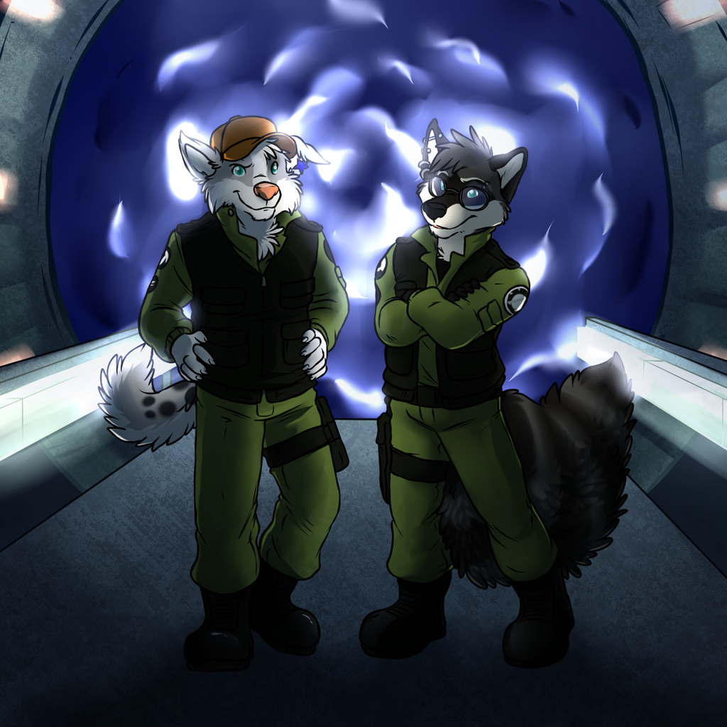 Stargate by Aggro_Badger