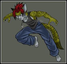 Commission - Anjiru