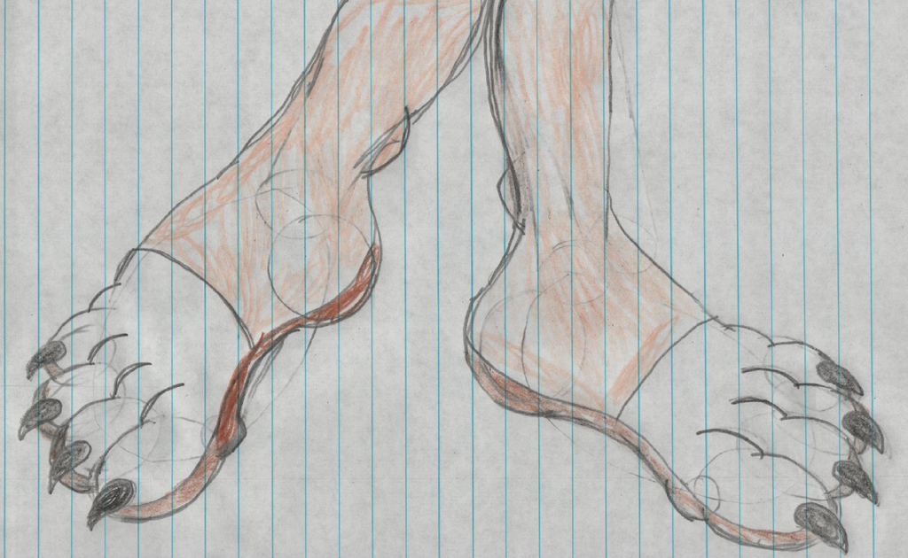 Lisa Lioness Footshot