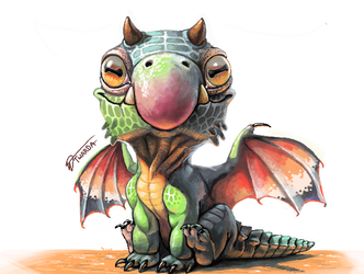 Chibi Dragon [3DS]