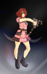 Kairi (Kingdom Hearts III)- The Princess of Heart