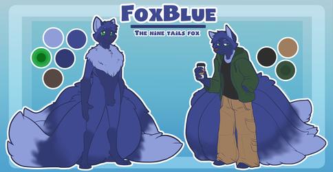 [Com] Foxblue ref