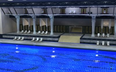 Pool Area WIP