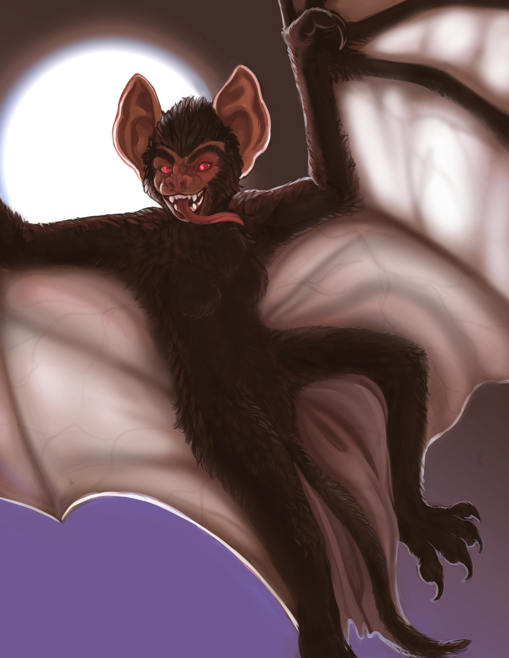 [Commission]-Werebat