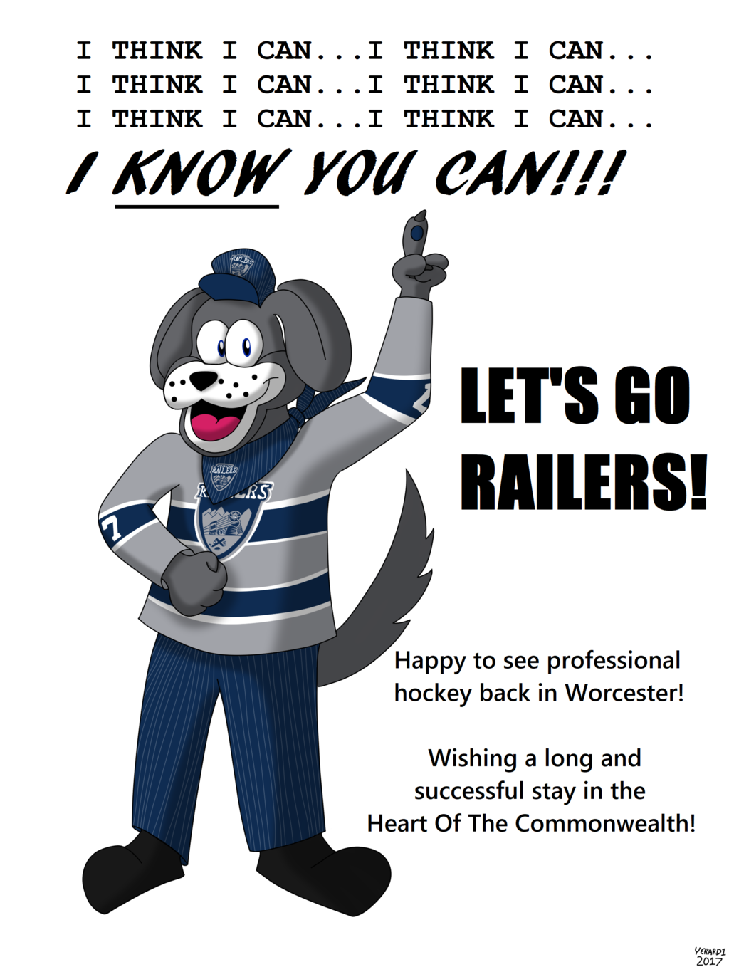 Trax Believes In YOU!