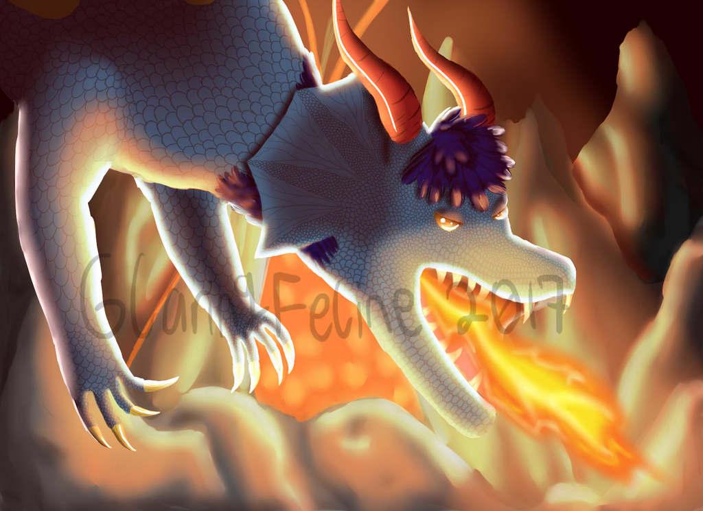 Enter, The Dragon! 2017 Re-Draw