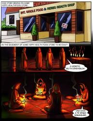 Beelzebabe #4 - Page 1