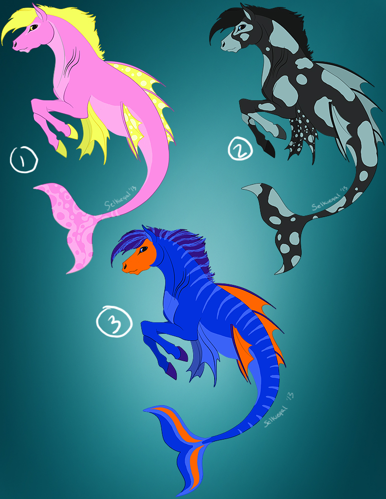 Hippocampus Adopts Sale [Still available!]