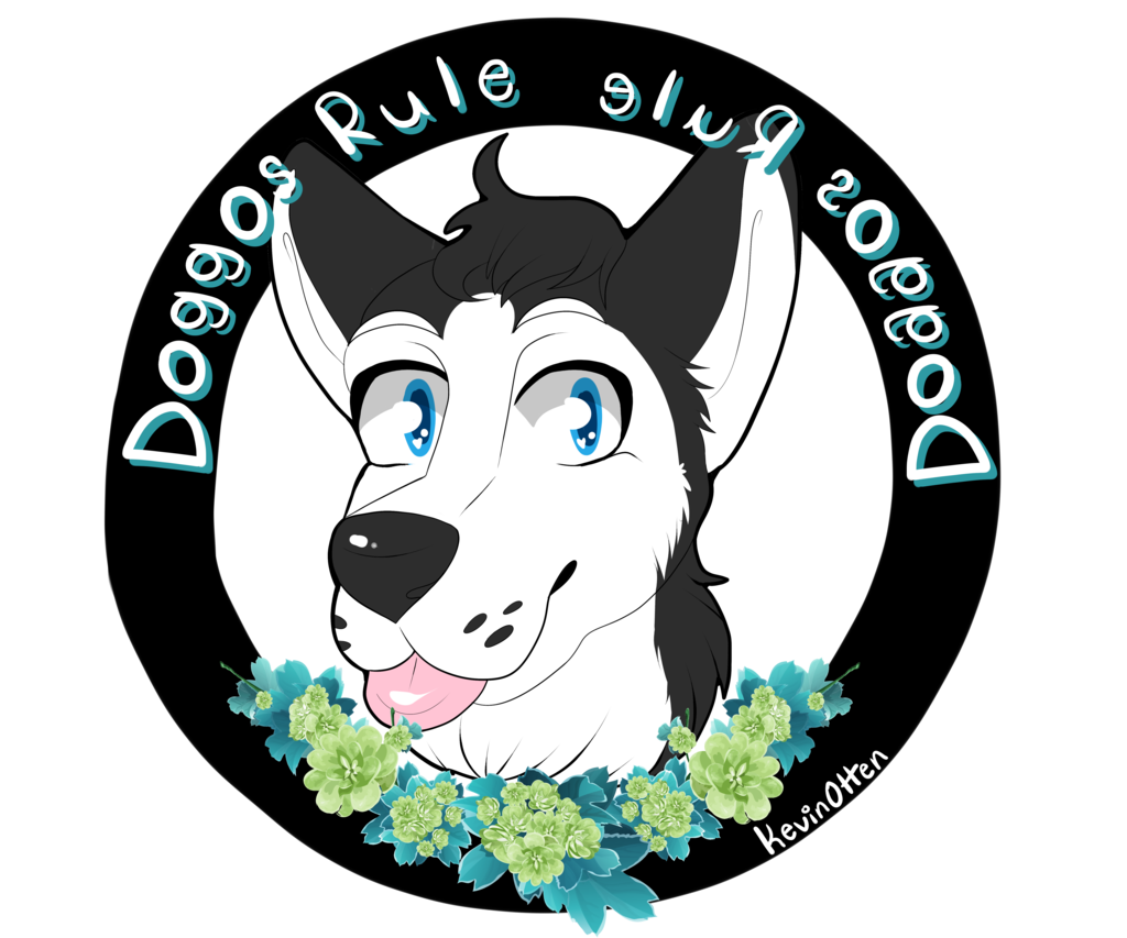 .:RedBubble Doggo:.