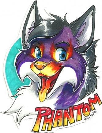 Phantom (#2 by GaruryKai)
