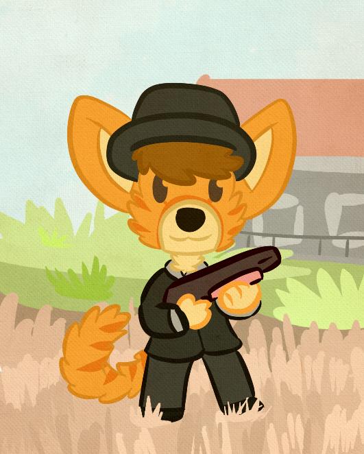 (Commission) An Amish Mafia Dan!