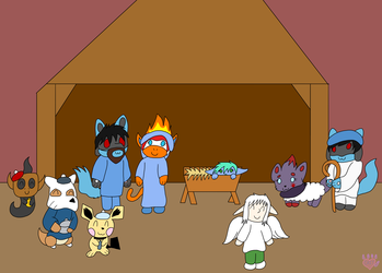 [Day 20] Christmas Pageant