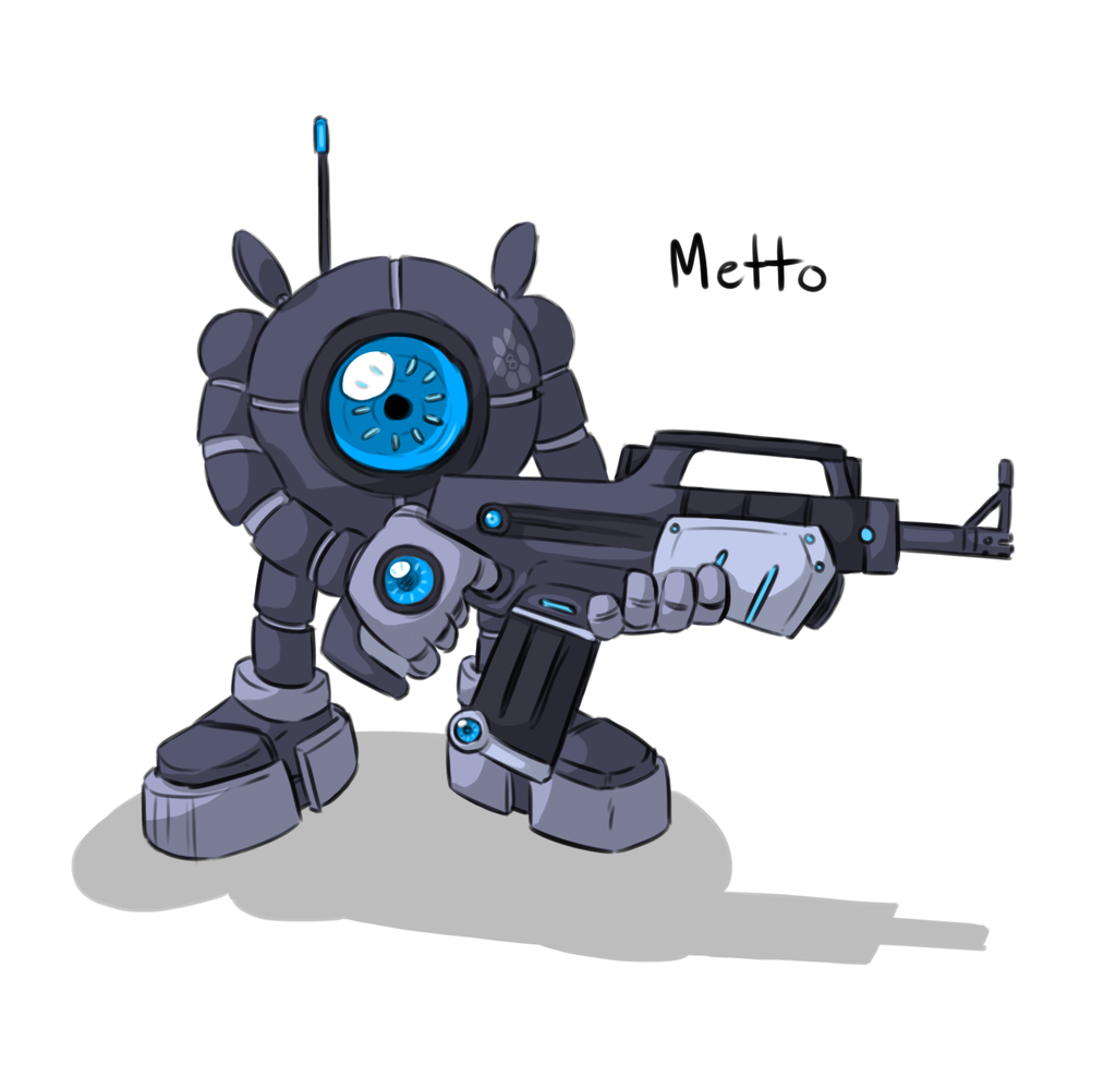 Metto Eye Drone (Echo 6)