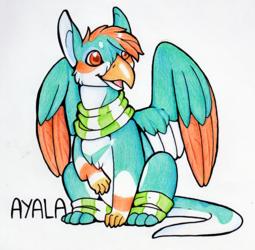 Tiny Ayala