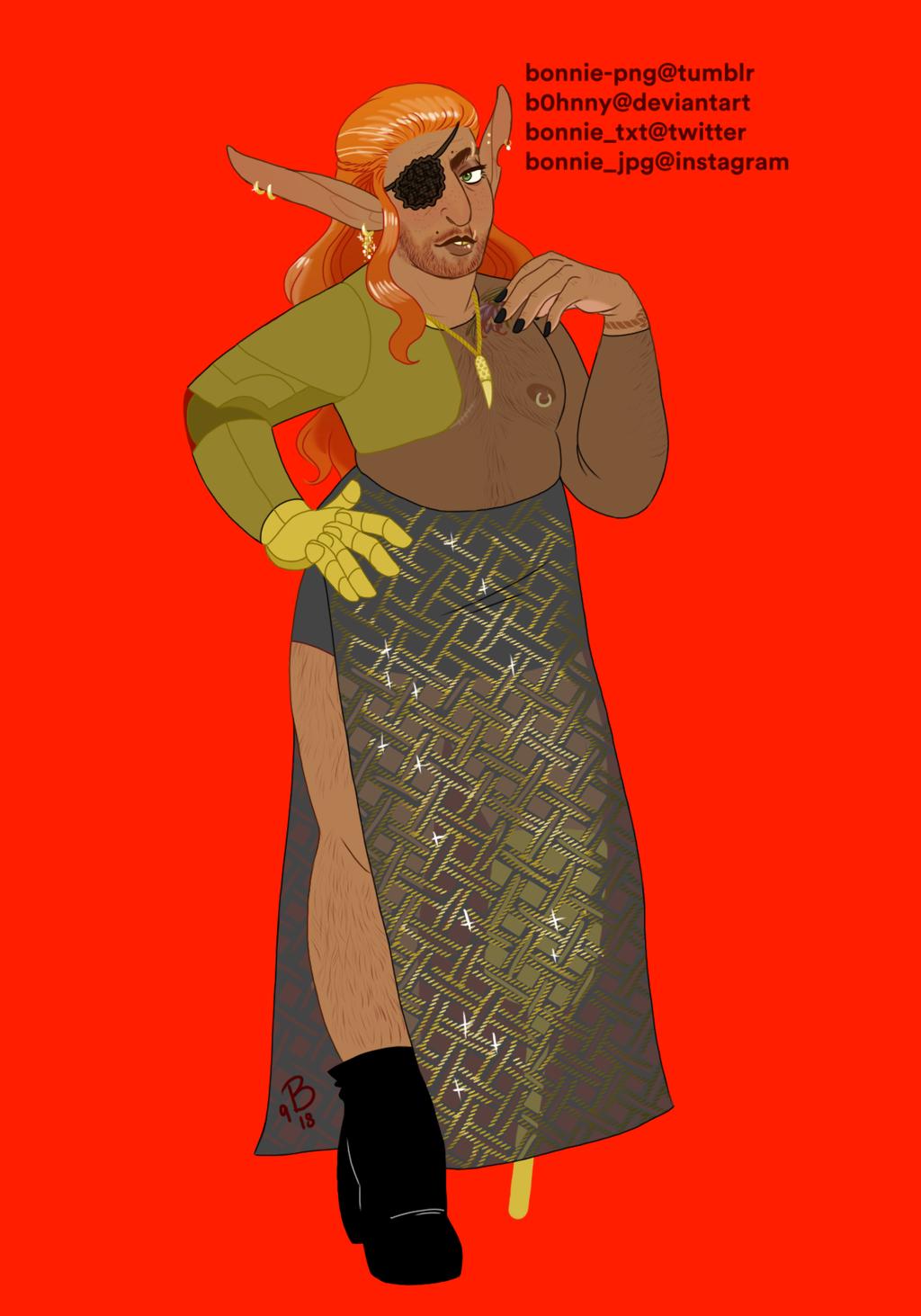 Saffron - JVN dress